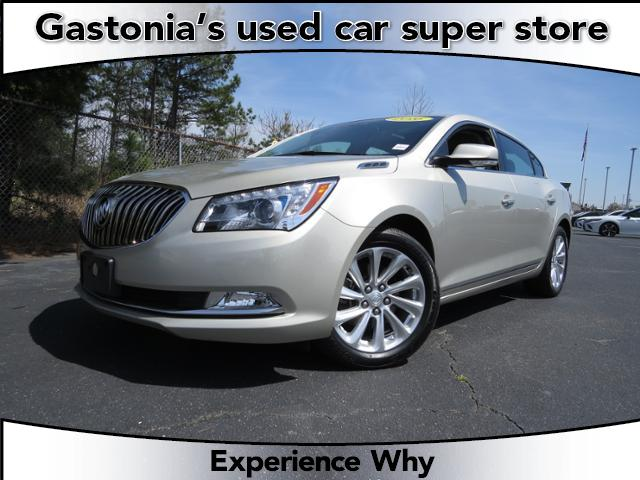 Pre Owned 2016 Buick Lacrosse Leather Fwd 4dr Car