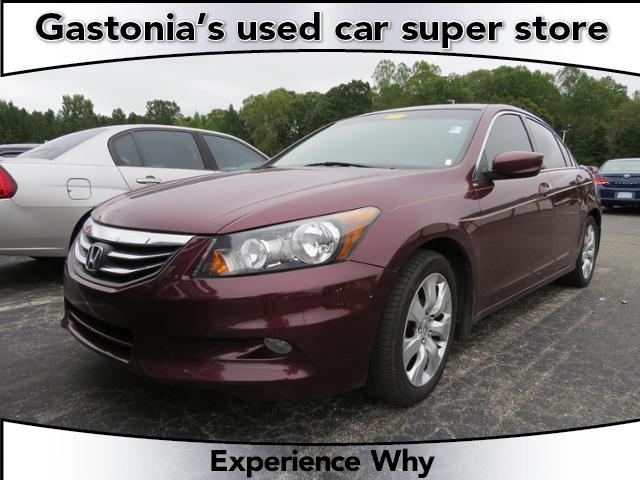 Superior Pre Owned 2012 Honda Accord EX L