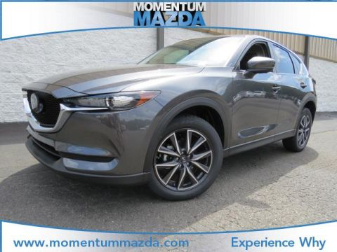 New 2018 Mazda CX-5 TOURING WITH PREFERRED PACKAGE