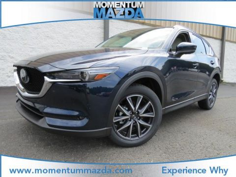 New 2018 Mazda CX-5 Grand Touring with Premium Package